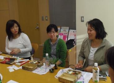 横浜女性起業家ランチ会