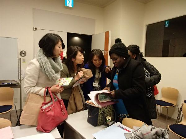 女性起業家国際交流