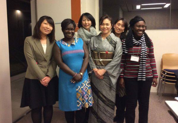 女性起業家国際交流イベント