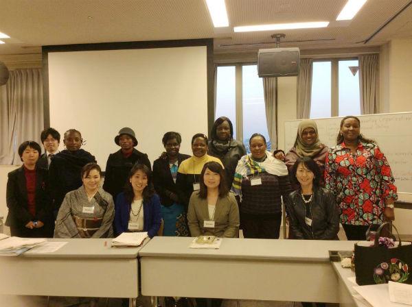 女性経営者 国際交流イベント