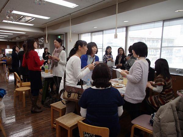 女性起業家交流会の様子