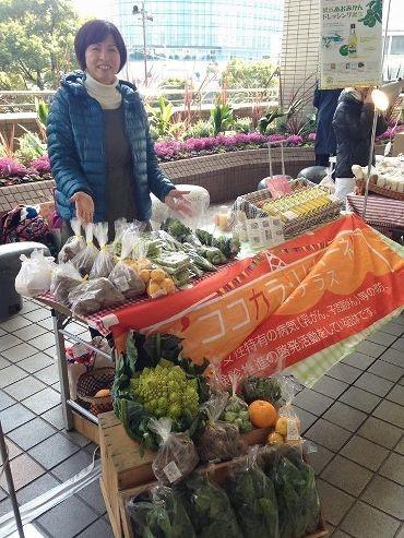 安心・安全の手作り湘南野菜