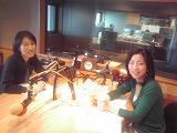 FM横浜収録風景